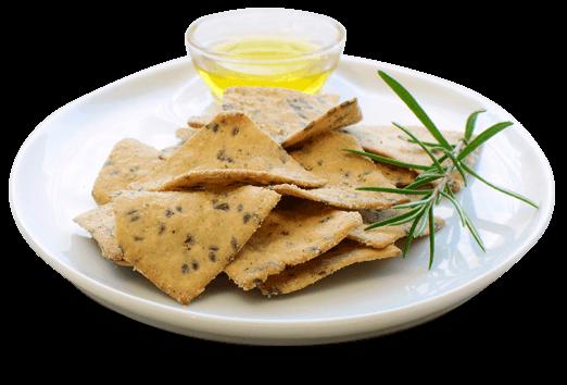 Farina senza glutine per pane