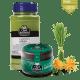 colorante naturale per alimenti verde