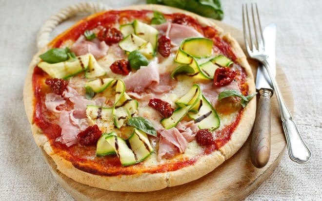 Ricette pizza e focaccia