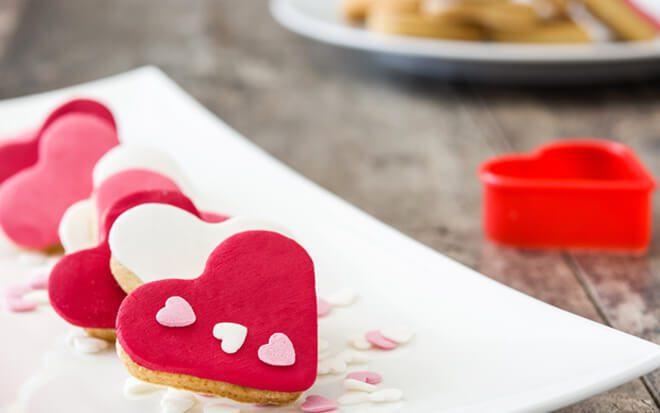 Ricce per San Valentino