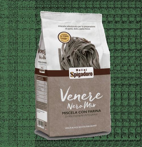 Mix Riso Venere Nero rear