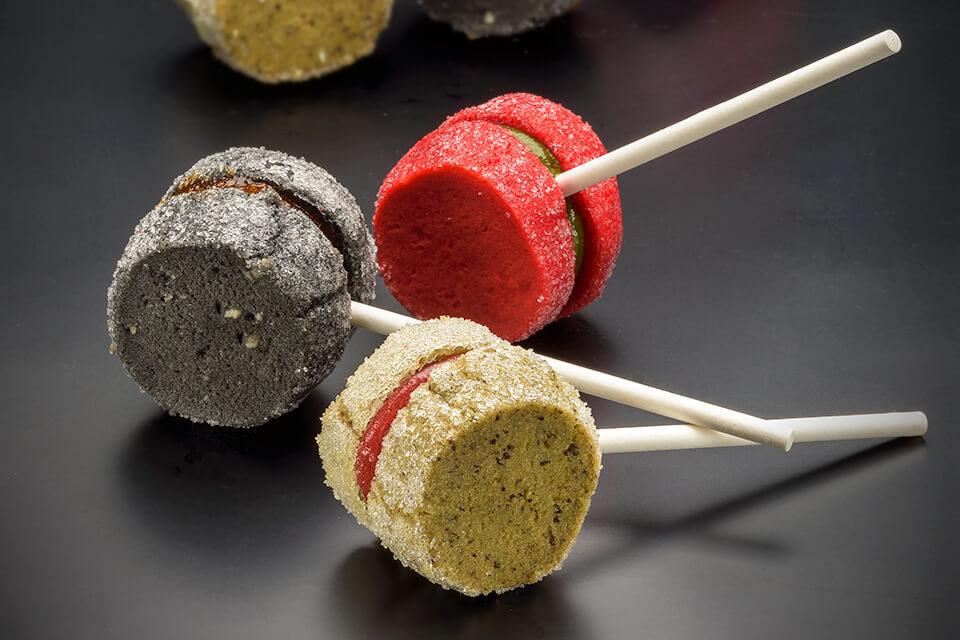 yo-yo colorati ricetta