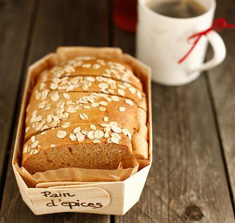 pain d'epices - Pan di spezie