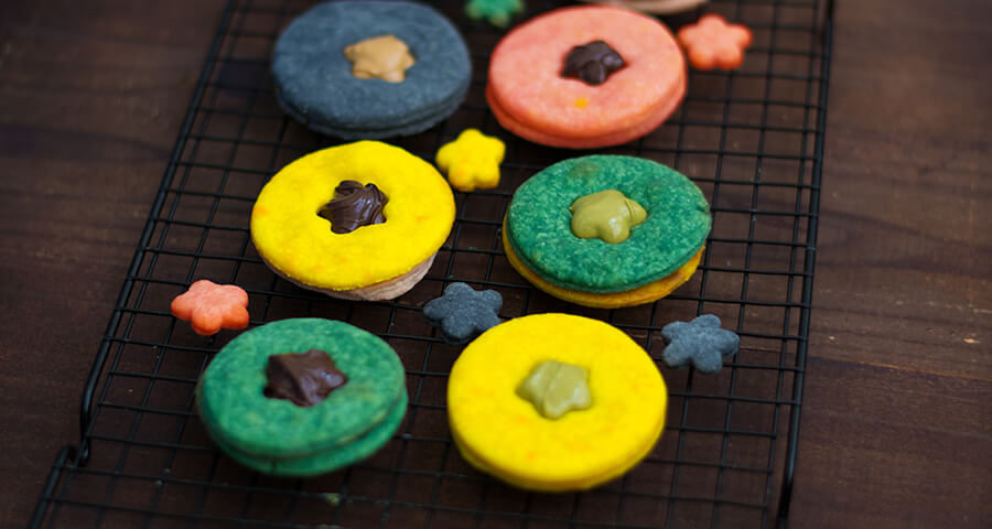 biscotti linzer ricetta
