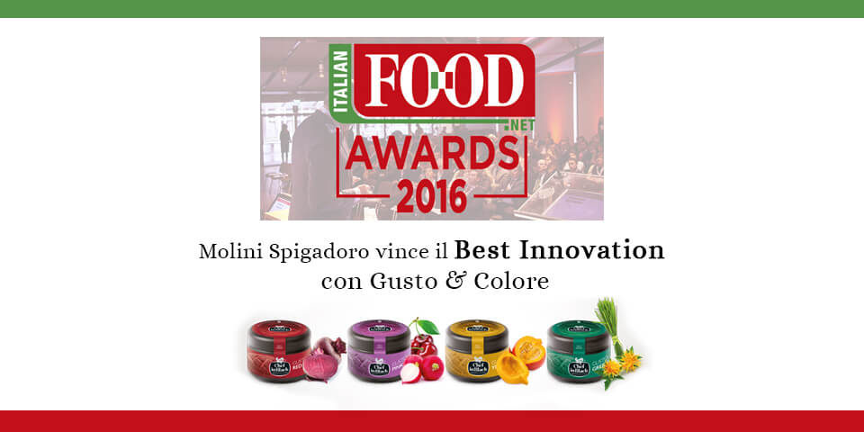 Molini SPigadoro vince Best Inoovation