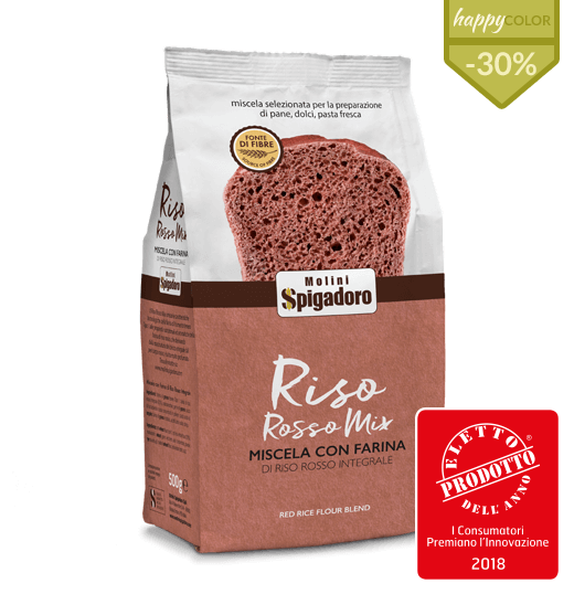 riso rosso mix