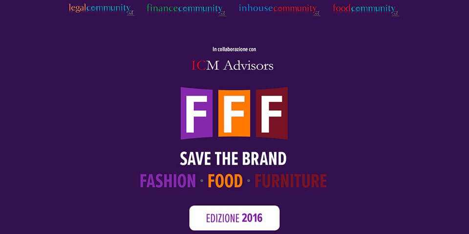 Molini Spigadoro FFF Save the Brand