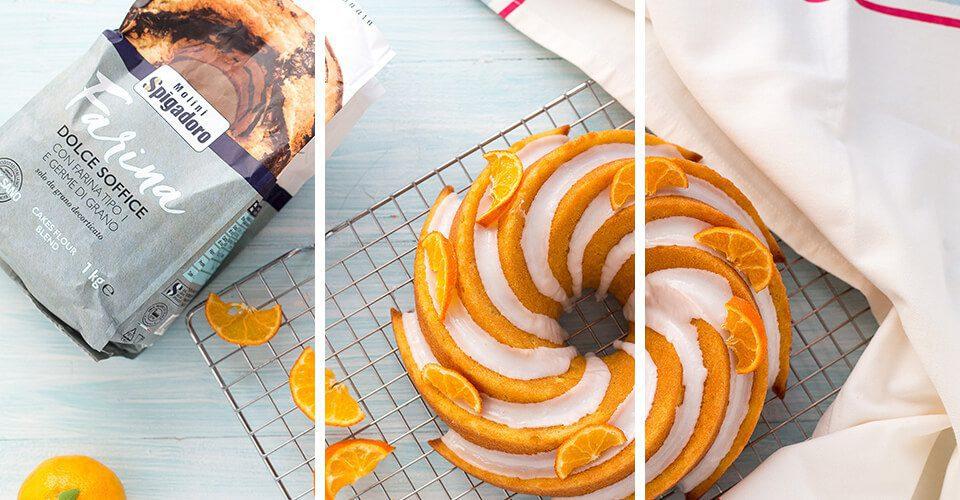 Ricetta torta ai mandarini
