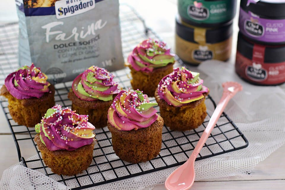 muffin-frosting-arcobaleno