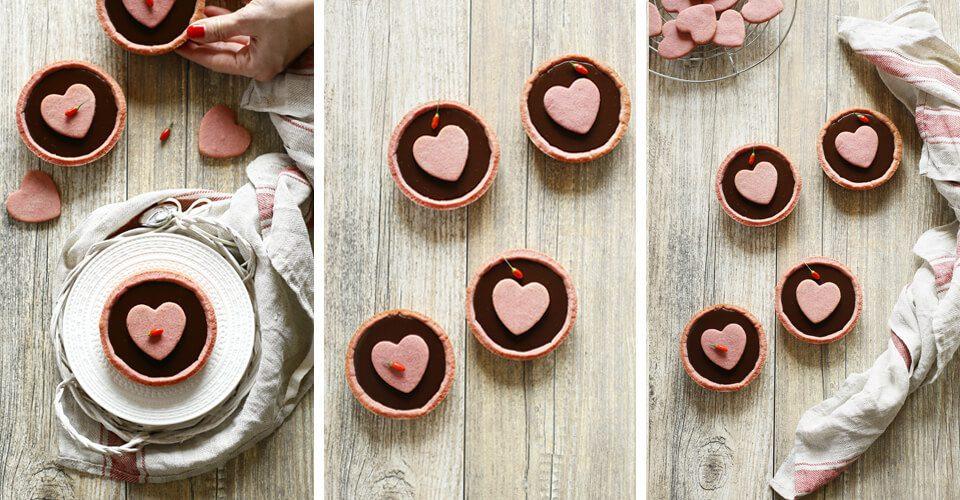 ricetta-crostatine-farina-riso-mix-cioccolato-fondente-al-peperoncino