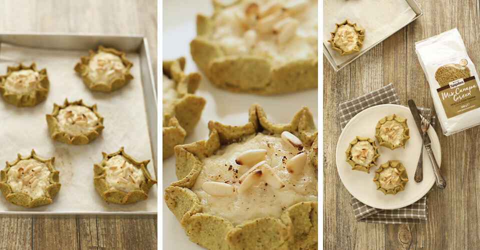 ricetta-mini-tortine-con-farina-di-canapa-sativa-e-cavolfiore