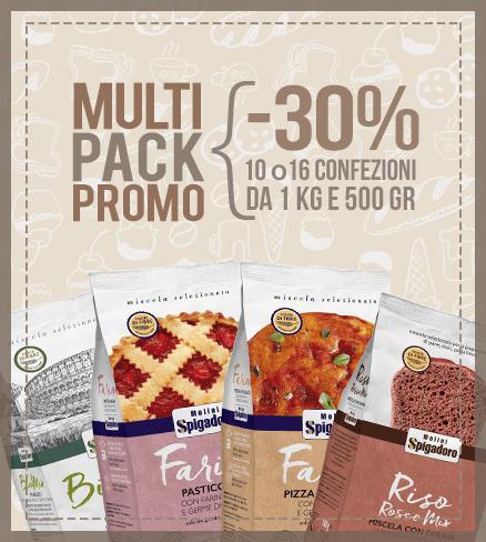 Multipack promo
