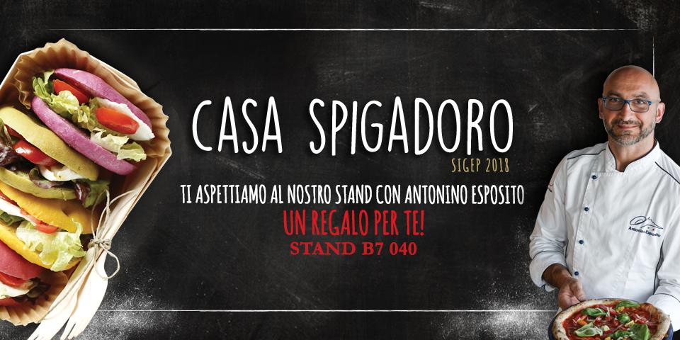 Sigep 2018 Casa Spigadoro