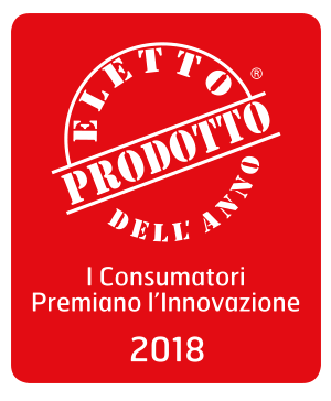 logo premio prodotto dell'anno Molini Spigadoro