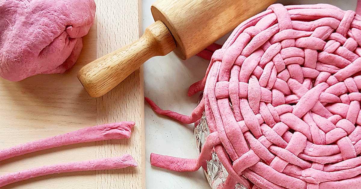 cestini di pane ricetta step by step
