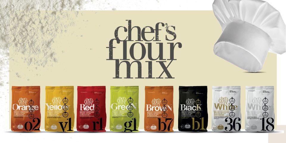 chef flour mix