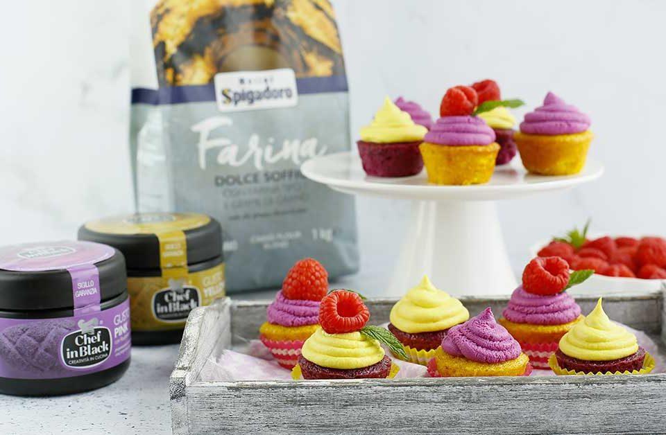 ricetta mini cupcake estivi
