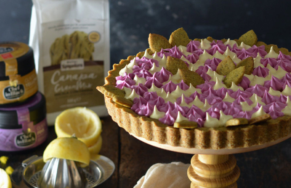 lemon pie primavera